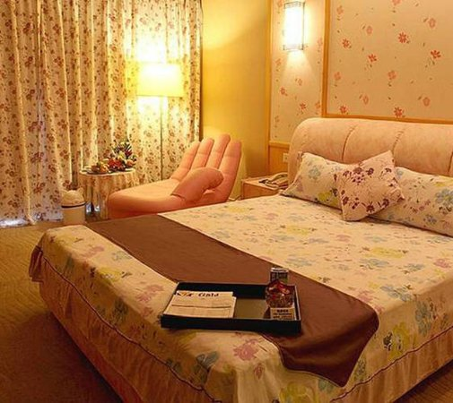 Linyi, China: King Room