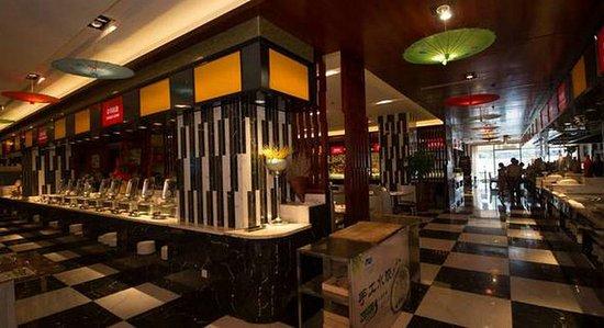 Linyi, China: Restaurant