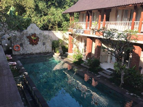 View From Room Bild Von Tetirah Boutique Hotel Salatiga Tripadvisor