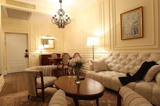 Leopolis Hotel: Suite