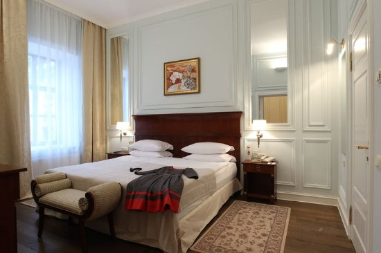 Leopolis Hotel: Executive Suite