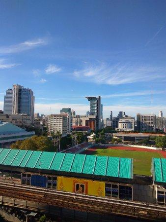 Holiday Inn Express Bangkok Siam: 景觀