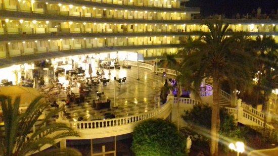Mediterranean Palace Hotel: view from balcony