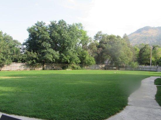 Mormon Station State Historic Park, Genoa, Nevada