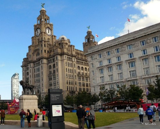 Hotels Near Pier Head Liverpool