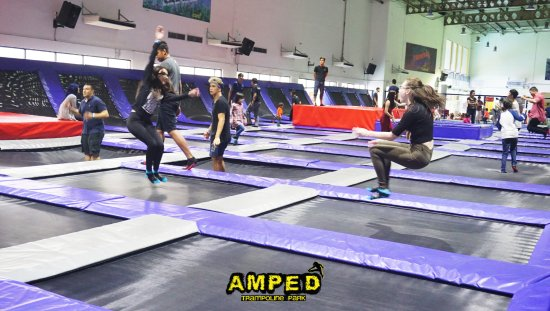 Amped Trampoline Park