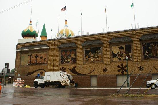 Mitchell, South Dakota: The Corn Palace