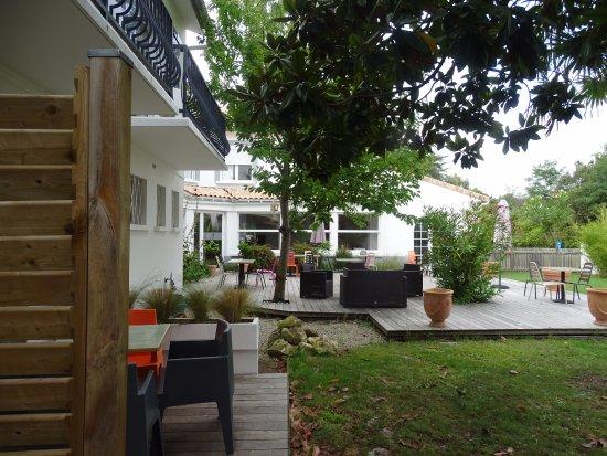 piscine de l'h u00f4tel Photo de H u00f4tel de Vert Bois, Dolus d'Oléron TripAdvisor # Hotel Le Vert Bois