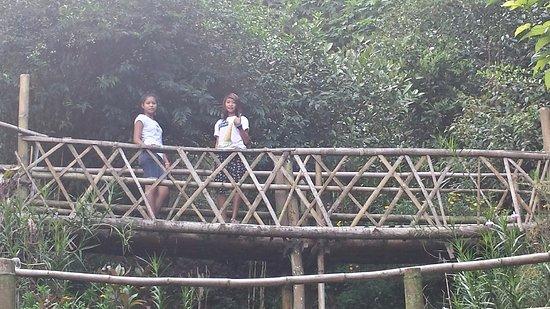 Tam-Awan Village: bridge