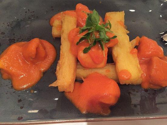 Goizeko Kabi : Tacos de bonito