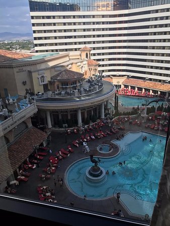 Peppermill Resort Spa Casino: Beautiful views