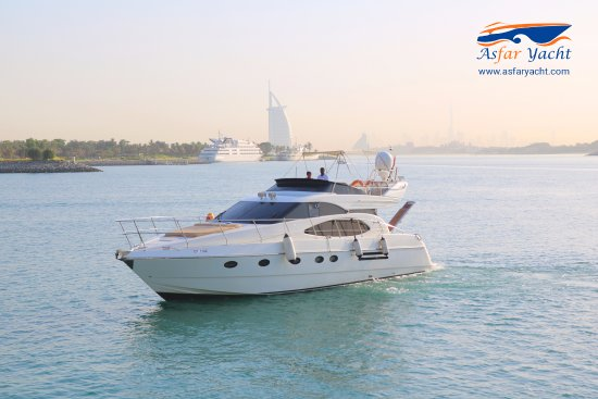 TripAdvisor - Sunrise 52 Ft Yacht - Max 20 Person - صورة Asfar