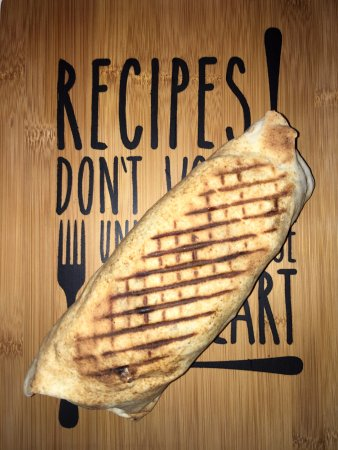 Sroda Wielkopolska, Polonia: Rolo kebab