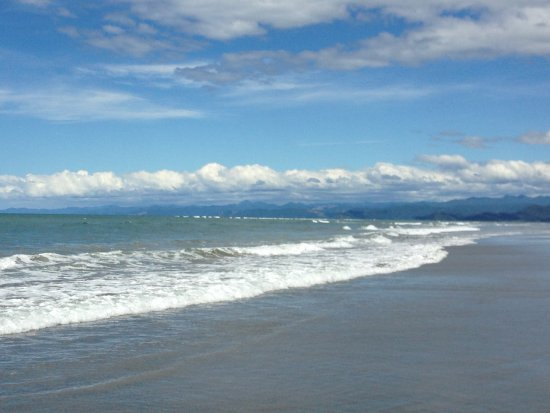 Opotiki, New Zealand: Waiotahe Beach