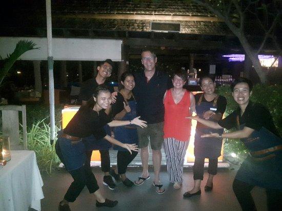 New Star Beach Resort: Vacanza incantevole, ringraziamo tutto lo staff del Resort in special modo il team FIB Pom,Ying,