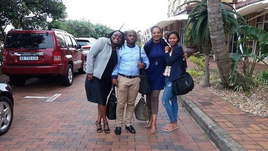 Illovo Beach, South Africa: Colleagues