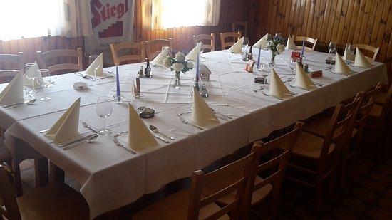 Brunn bei Pitten, Autriche: Wirtshaus Krenn