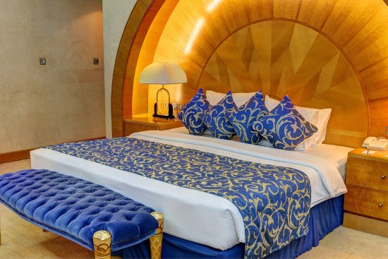 Mercure Grand Jebel Hafeet Al Ain: Suite Room