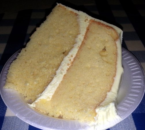 Niles, IL: lemon cake