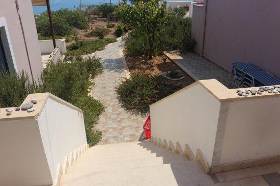 Mirtos, Grèce : our seaview