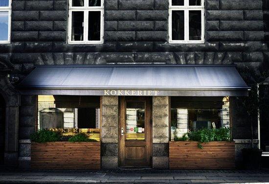 Kokkeriet, Copenhagen - Indre By (Inner City) - Restaurant