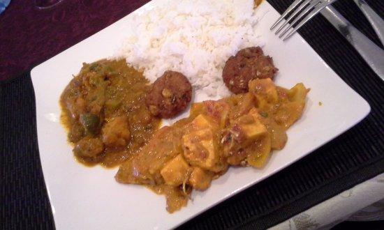 Mahima Restaurant: Main course