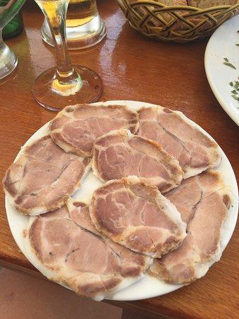 Bar El Tipico Andaluz: meat
