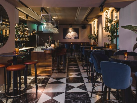 Radisson Blu Strand Hotel, Stockholm: The Strand Bar