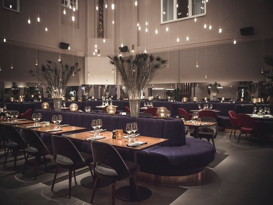 Radisson Blu Strand Hotel, Stockholm: The Strand Atrium Dining room