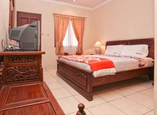 Bali Sorgawi Hotel: Comfy cosy rooms!