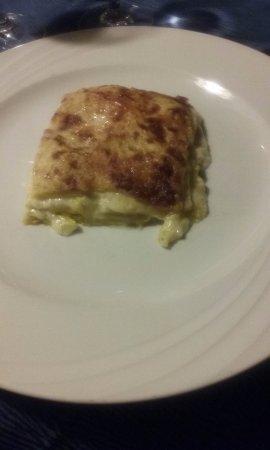 Ristorante Al Molin: Lasagne