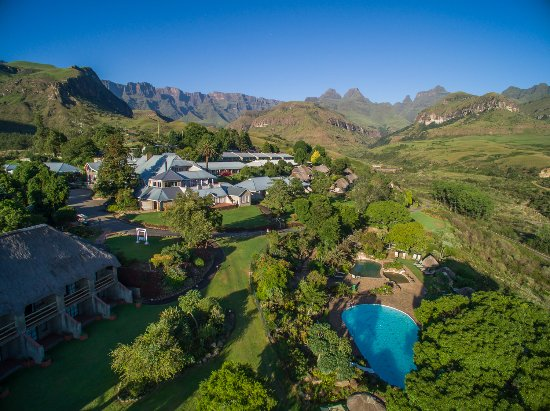 Cathedral Peak Wellness & Spa Accommodation