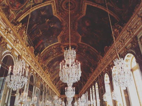 Guidatours Versailles: Galerie des Glaces, Château de Versailles