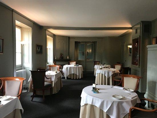 Vufflens-le-Château, Schweiz: salle à manger