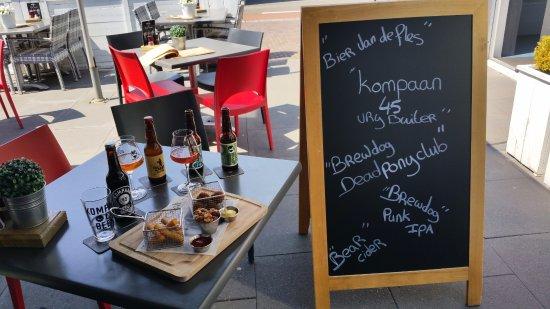 Genieten en borrelen bij Het Posthuijs in Groot-Ammers van onze speciaal biertjes