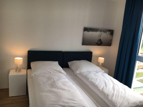 Budenheim, Jerman: Schllafzimmer