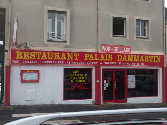 Restaurant Dammartin En Goele