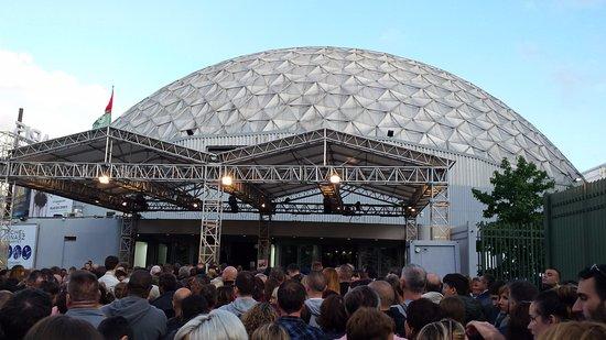 Palais des sports performing arts venue 1 place de la - Place de la porte de versailles paris ...