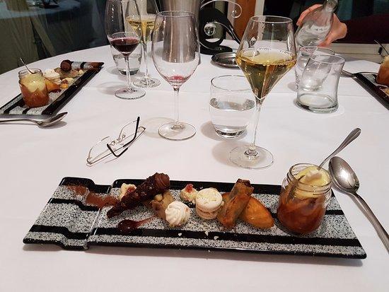 Pays de la Loire, França: Assiette Gourmande de l'Epinay