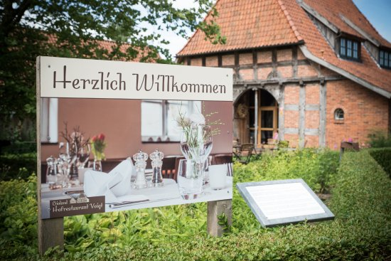 Syke, Niemcy: Herzlich Willkommen