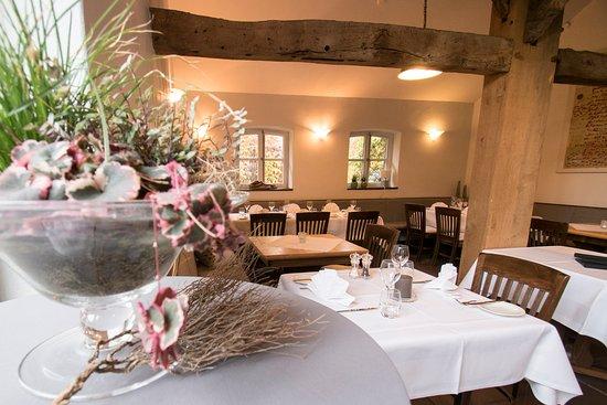 Bioland Hof - Restaurant Voigt: Einblick in das historische Rippe-Haus