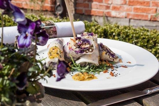 Bioland Hof - Restaurant Voigt: Frühlingsrolle