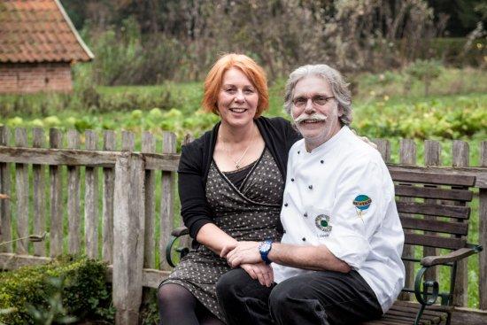 Syke, Германия: Regina Droste und Chefkoch Holger Oestmann