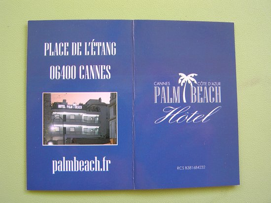 Hotel Palm Beach Photo