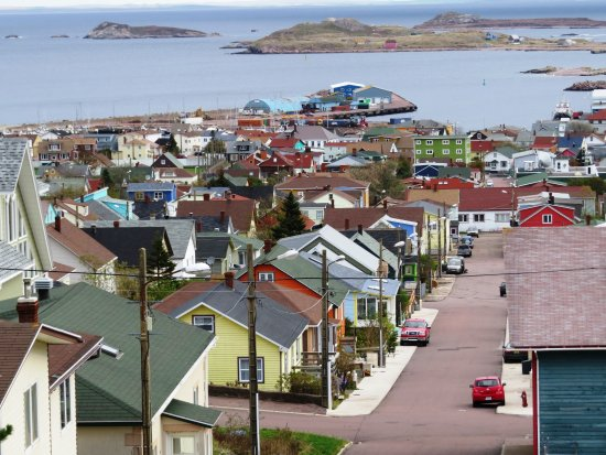St. Pierre e Miquelon: Saint Pierre