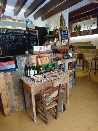 QuitaPenas Valldemossa: The restaurant
