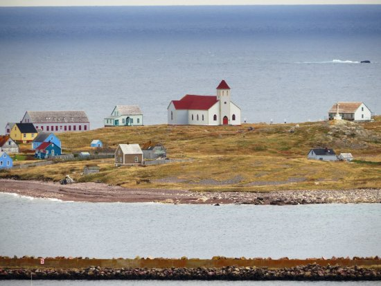 Saint-Pierre and Miquelon: Inseldasein