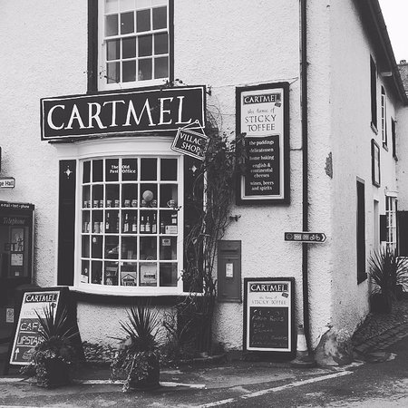 Cartmel Village Shop: The Village Shop