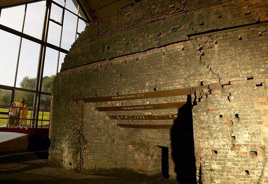 Coalbrookdale, UK: The Old Furnace, where it all began