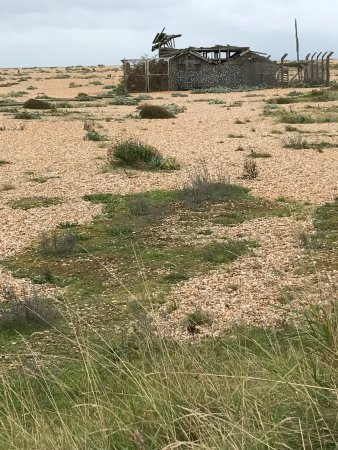 Dungeness, UK: Isolate & Remote, earthly peace and tranquility, memorable